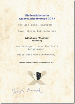Amateurtheatertage_2013